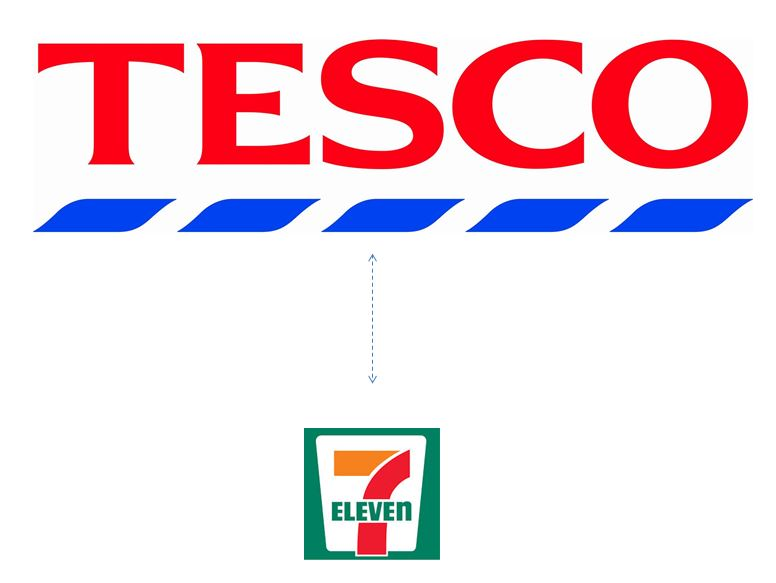 tesco vs seven11